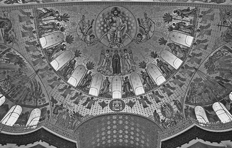 Морской собор Николая Чудотворца, Кронштадт.  Тестовые фото Sony 7