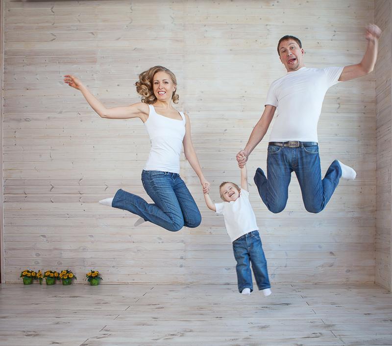 Семейная и детская фотография Алены Волковой