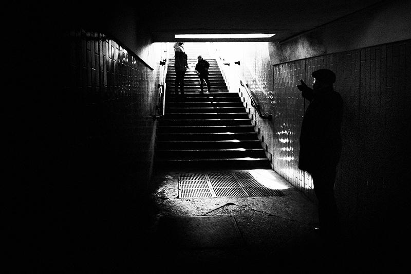 Уличная фотография. Автор - Павел Гуреев