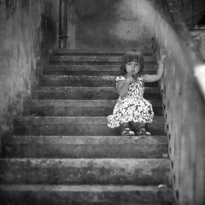 Название серии: «Кристина» Название фотоработы:  «Лучик» Место съёмки: Украина, Киев Дата съёмки: 2010 Работа вошла в коллекцию «Цитаты в фотографиях»