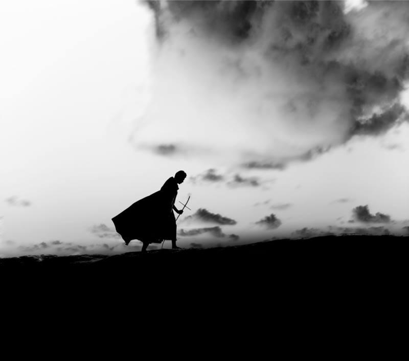 Наименование фотоработы: «Иоанн Креститель» Место съемки: Украина, г. Киев Дата съёмки: 2012