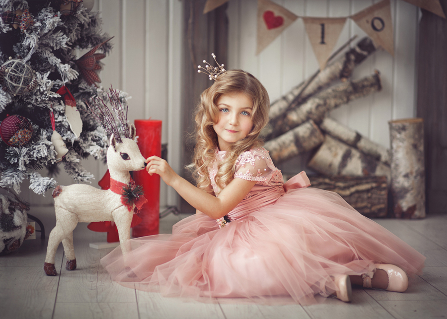 Семейная и детская фотография Анны Квятек