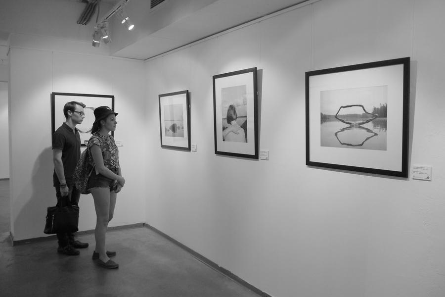 Выставка Арно Рафаэля Минккинена в Центре фотографии имени братьев Люмьер