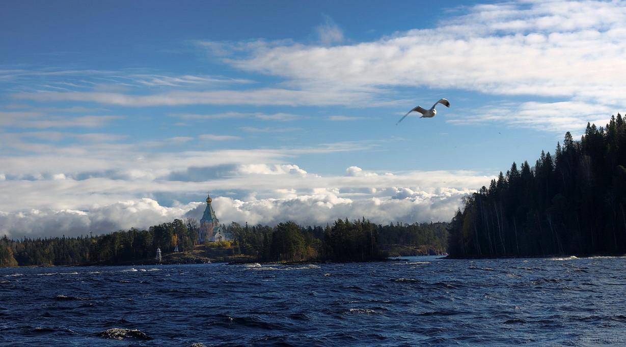 Валаамские острова, Ладога. Автор – Serge (http://500px.com/)