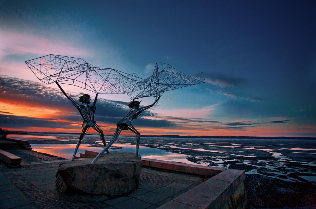 Петрозаводск. Автор – Евгений Швецов