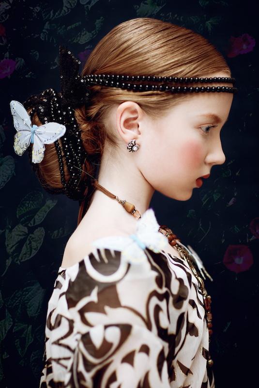 Портретная, детская и фэшн фотография Гули Маркеловой