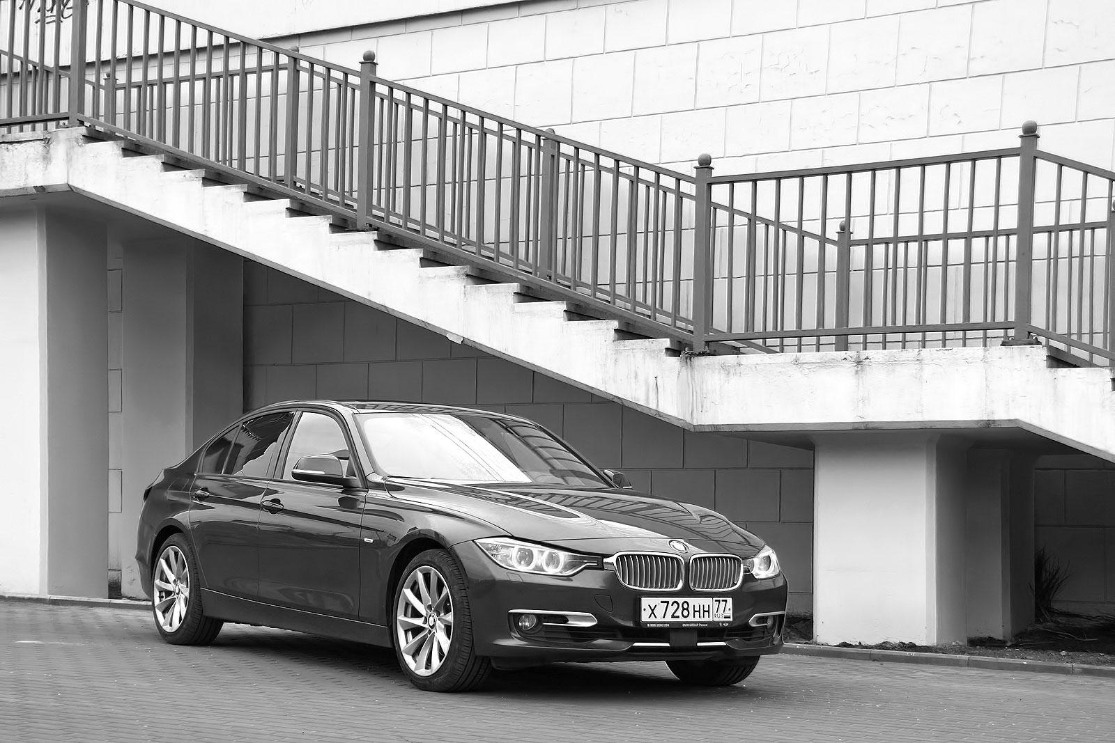 BMW 328i xDrive - Технические характеристики