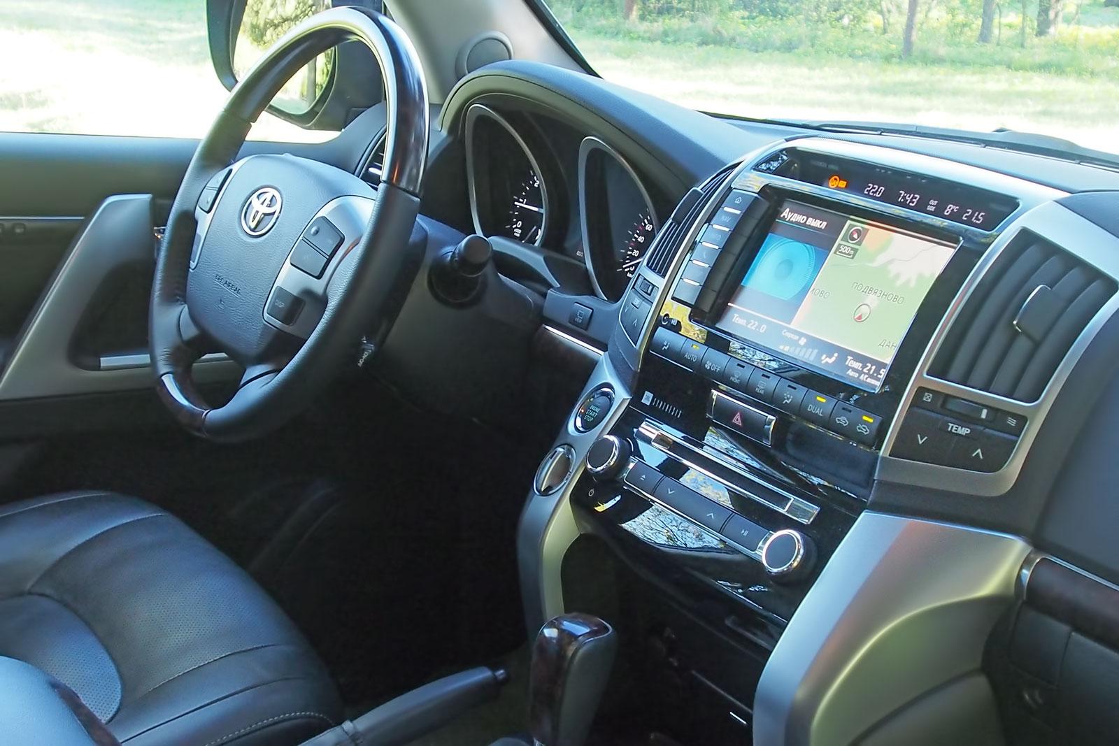 Toyota LC200