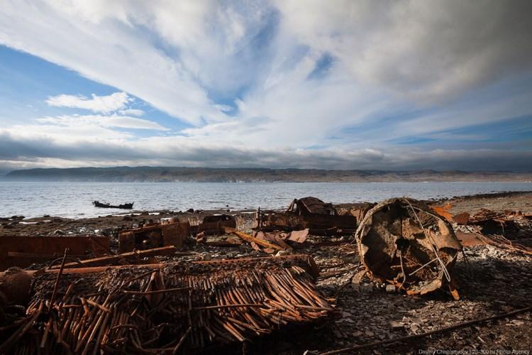 Виды Кольского полуострова. Фото Дмитрия Чистопрудова