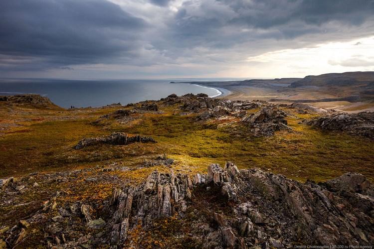 Кольский полуостров. Фото Дмитрия Чистопрудова