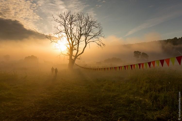«Летний туман» Автор - Михаил Шмелёв