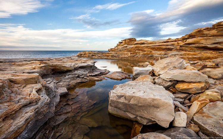 Рыбачий полуостров.  Фото Дмитрия Чистопрудова