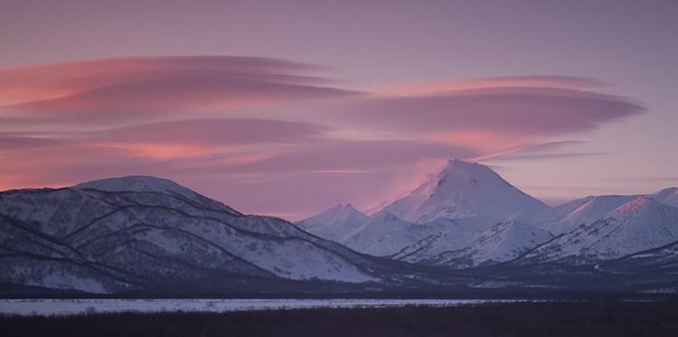 Вулкан Вилючинский. Фото: Денис Будьков