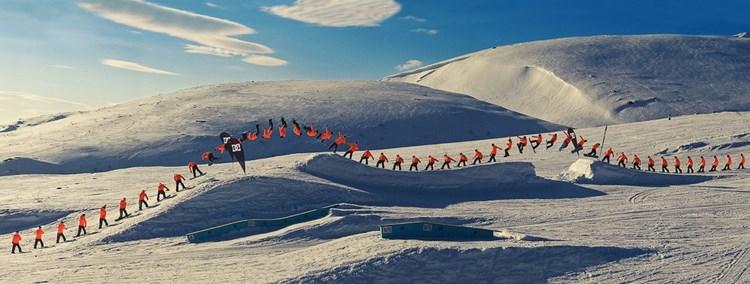Экстремальный спорт. Фото Кирилла Умрихина