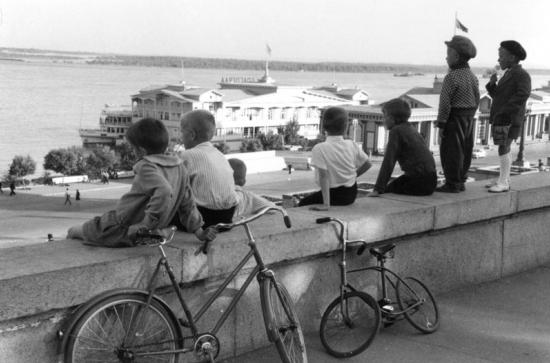 Дмитрий Воздвиженский и Нина Свиридова. Мечтатели. Волгоград. 1960