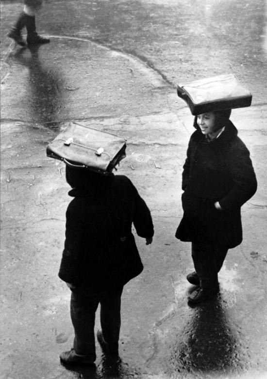 Дмитрий Воздвиженский и Нина Свиридова. Прогульщики. 1960 г.