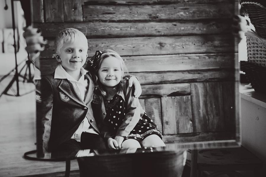 Брат и сестра - Таня Берестова