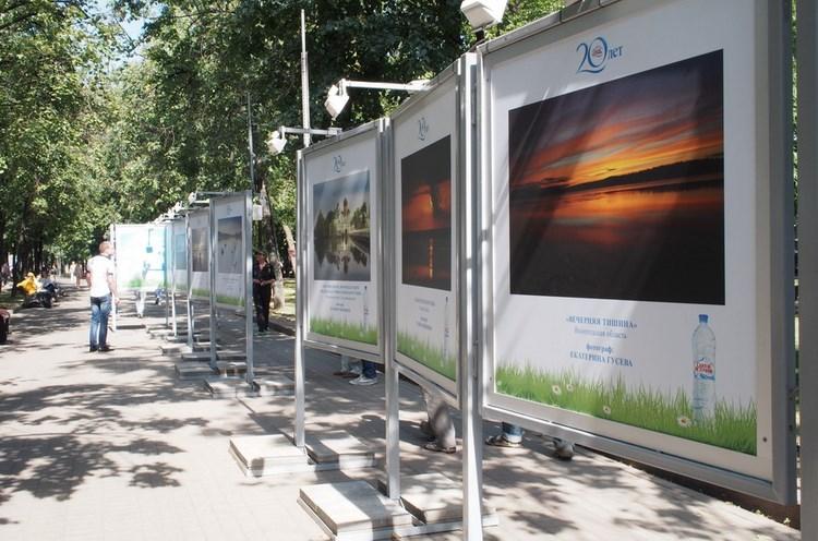Выставка «Источник обновления» на Чистопрудном бульваре
