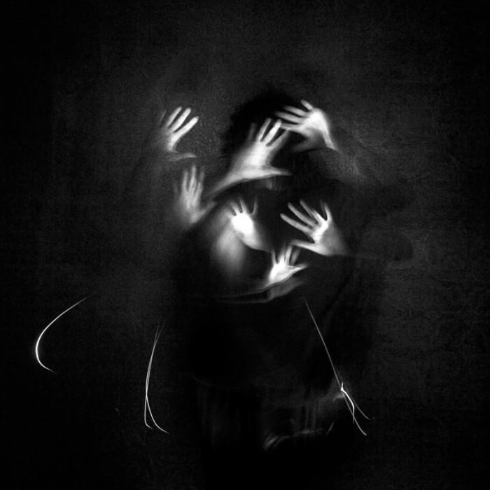 Мария Плешкова, из серии «Внутри»