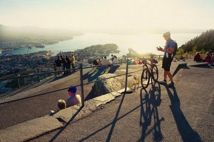Норвегия. Фото: Петр Ловыгин