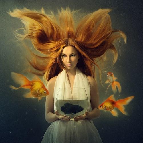 Портретная фотография Леры Лукащук. Мы не те, кто мы есть