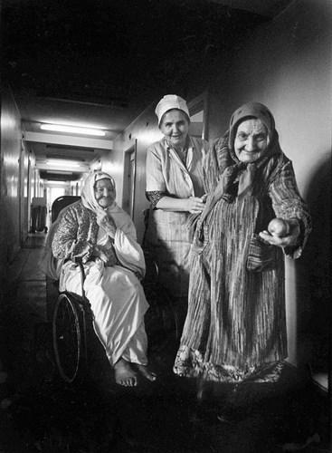 Ромуальдас Пожерскис. Из серии «Дом престарелых»