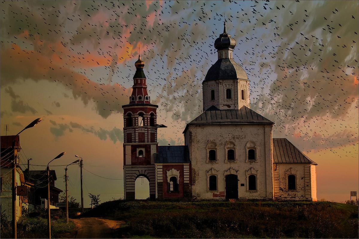 «Возвращайтесь домой...». Автор: Виктор Перякин