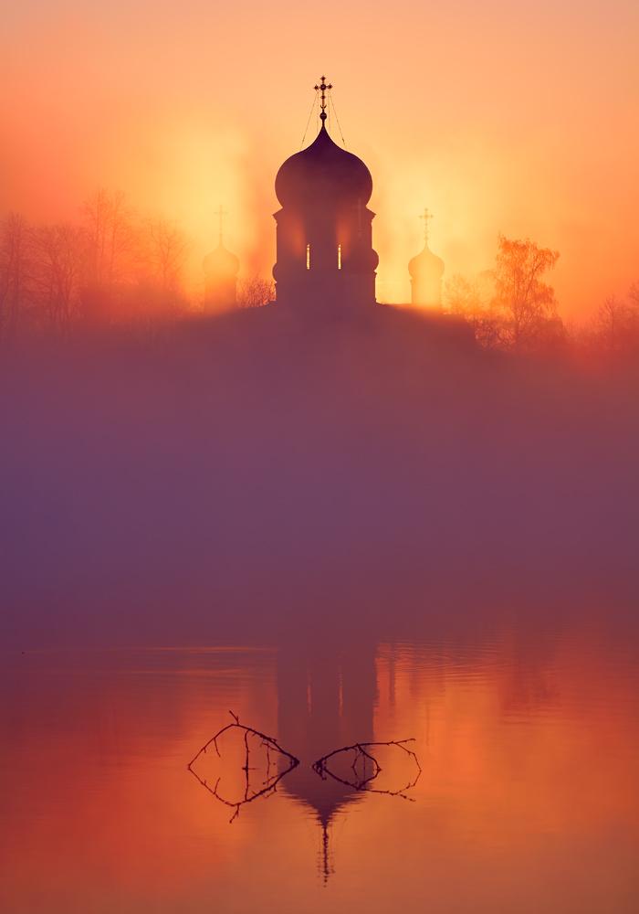 Церковь Покрова на Нерли. Автор: Нeger (Roman)