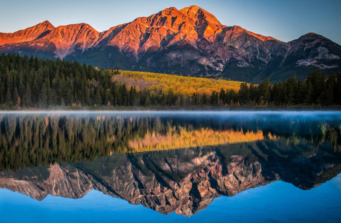 Национальный парк Джаспер, Канада. Фото: Ron Worobec
