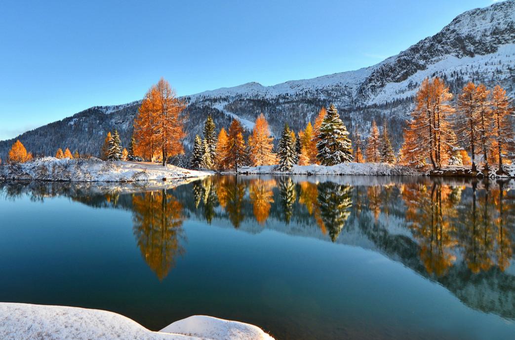 Доломитовые альпы. Фото: Marco Vanzo
