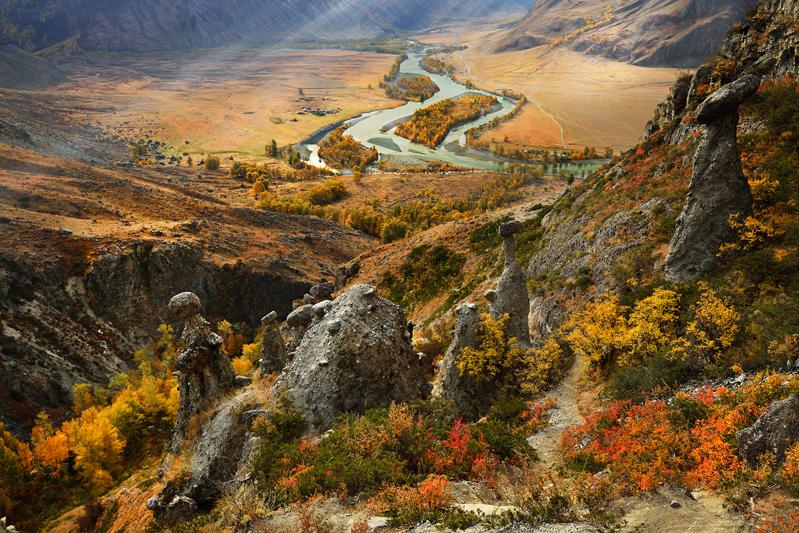 Фото - Эдуард Гордеев. Красивый пейзаж