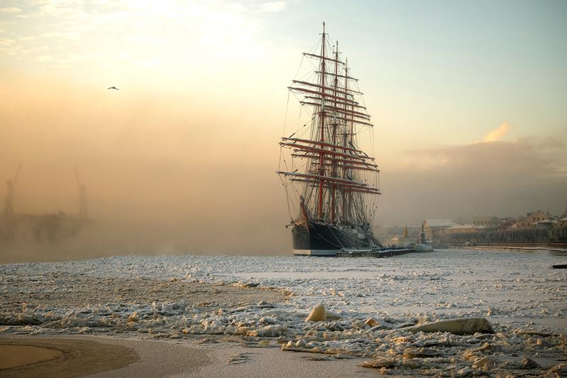 Фото - Эдуард Гордеев. Корабль
