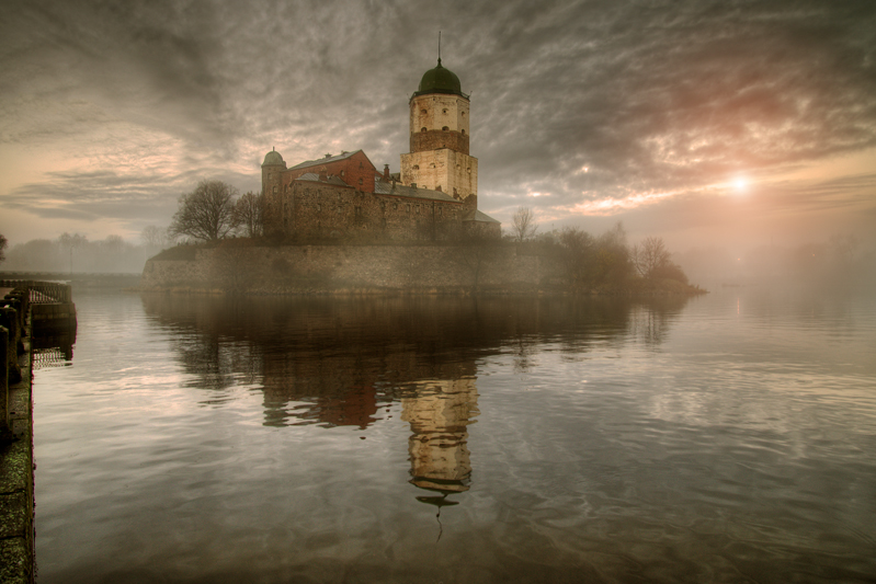 Фото - Эдуард Гордеев. Крепость