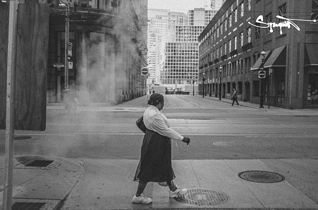 Уличная фотография Никиты Ступина