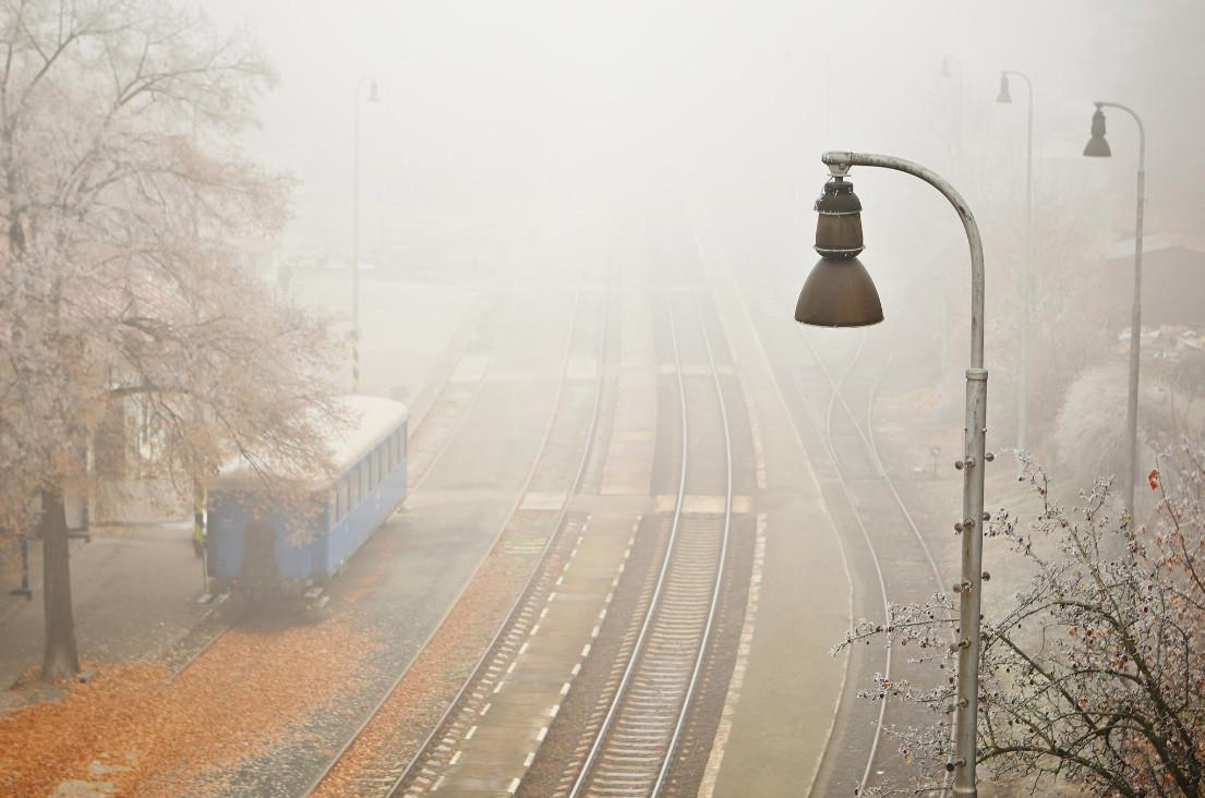 Автор фото: Jaromir Chalabala. Железная дорога