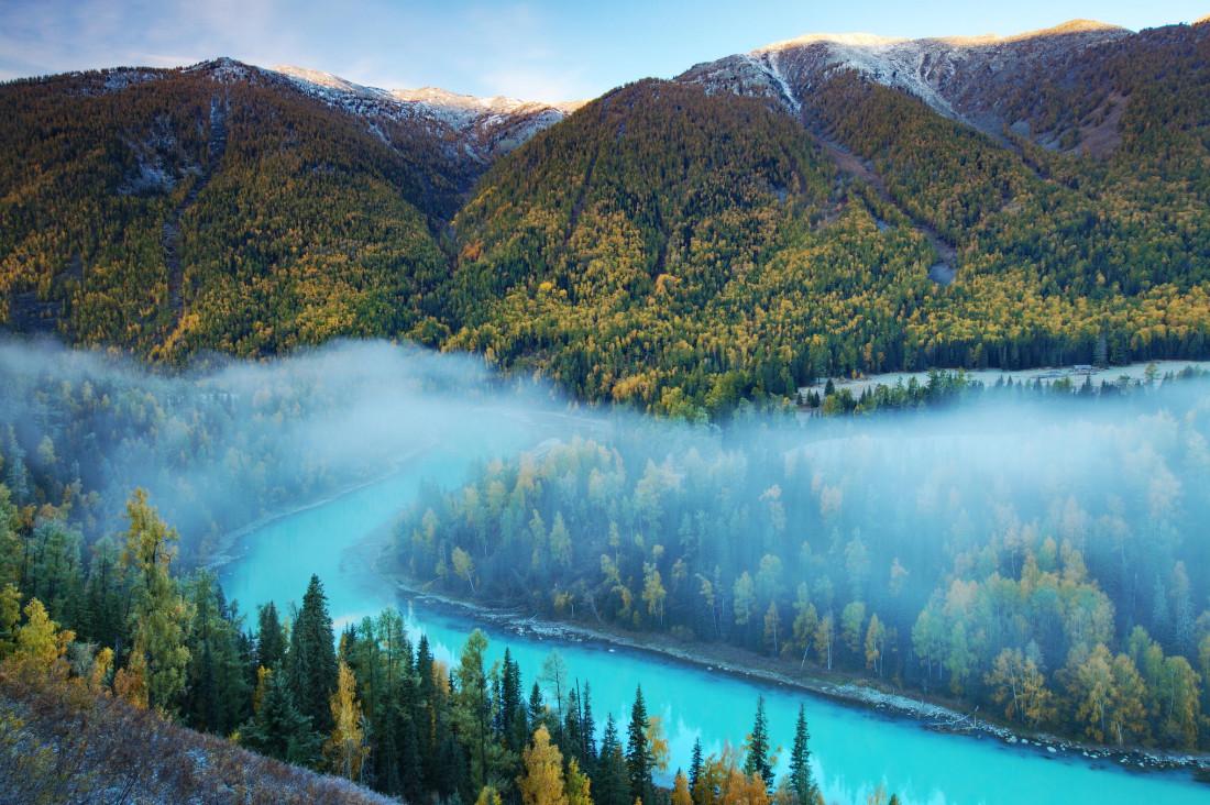 Провинция Синьцзян. Фото: Jacky CW