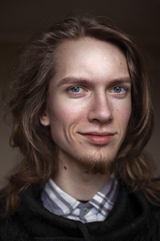 Мужской портрет. Фото: Ефим Шевченко