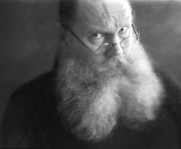 Портрет священнослужителя. Фото: Владимир Вяткин