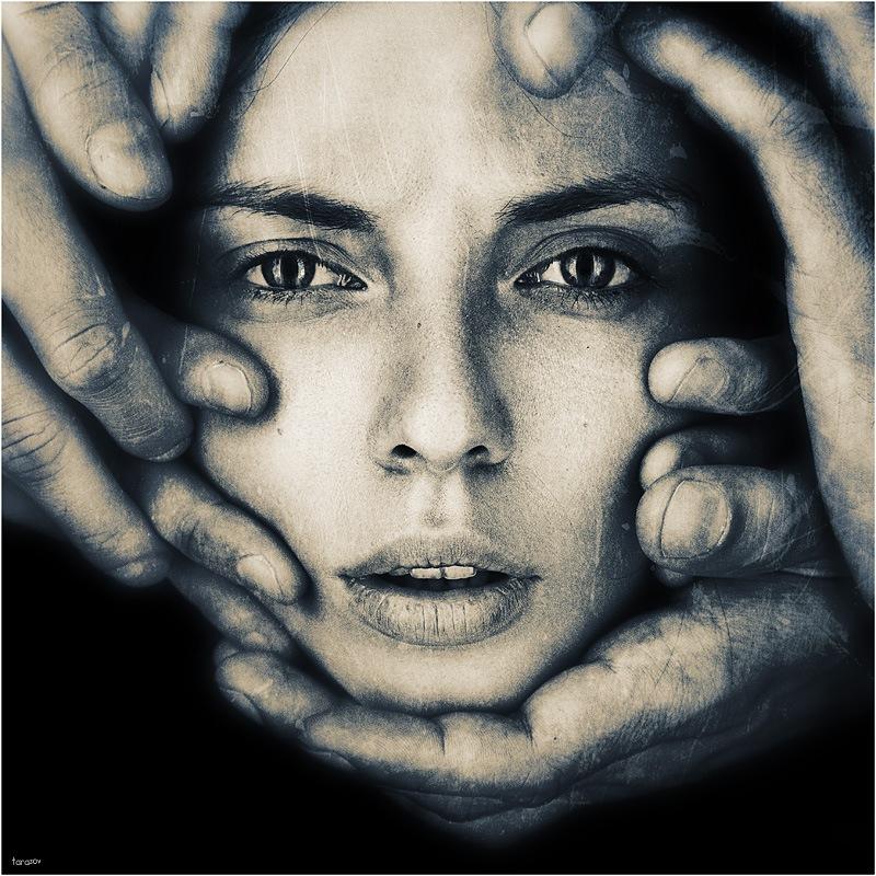 Женский портрет. Фото: Михаил Тарасов