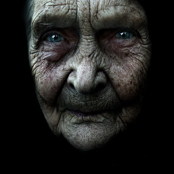 Портрет бабушки. Фото: Андрей Жаров