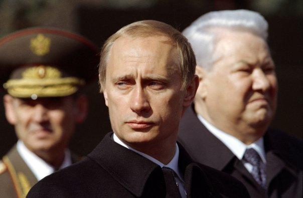 Владимир Путин. Фото: Владимир Вяткин