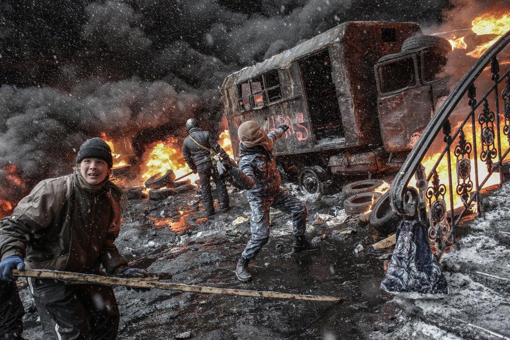 С нового года в украине начнется война