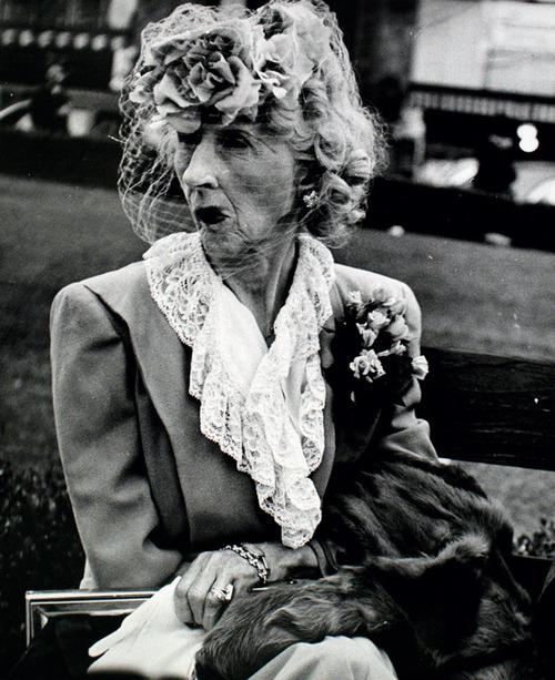 Жительница Нью-Йорка. Фото: Лизетта Модел