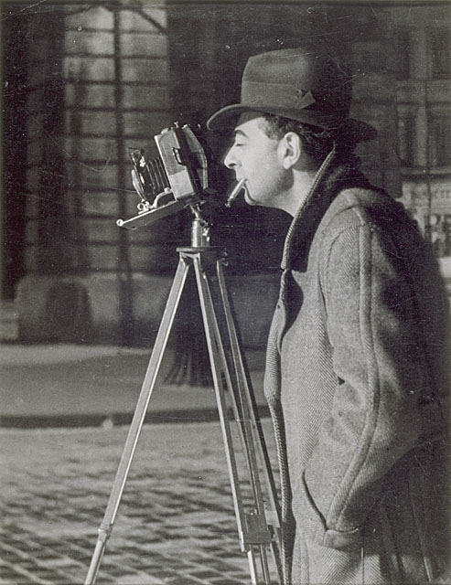 Французский фотограф Брассай