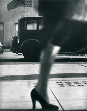 Уличная фотография Лизетты Модел