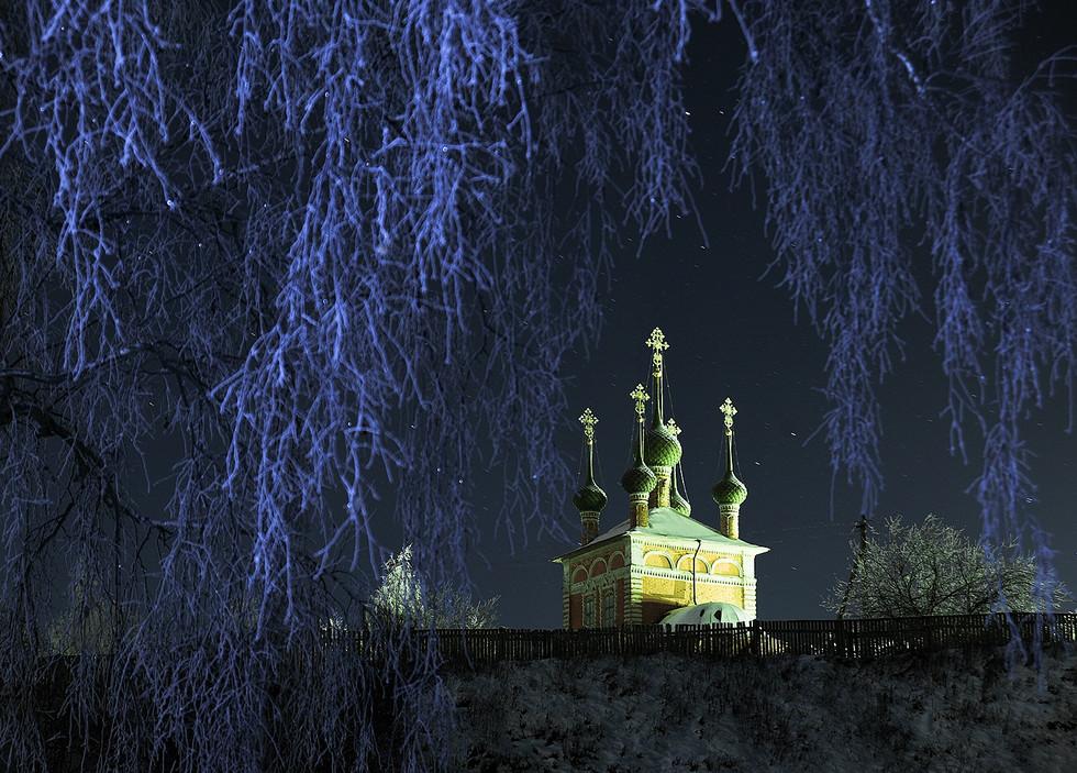 10 olga volkova tver 30 великолепных зимних пейзажей