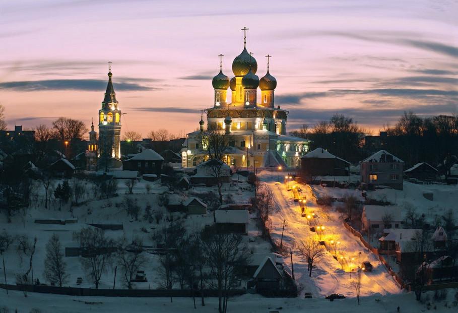 14 vilenia selivanova rossiya tutaev 30 великолепных зимних пейзажей
