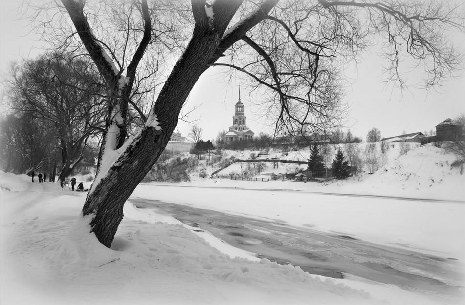 17 nadezhda lavrova torzhok 30 великолепных зимних пейзажей