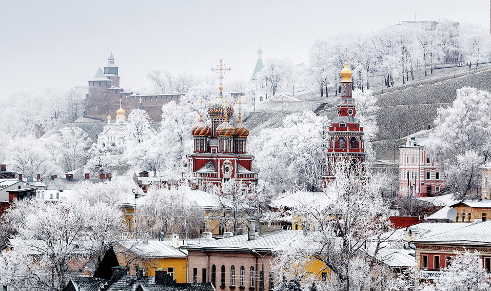 18 elena voroshina rossiya 30 великолепных зимних пейзажей