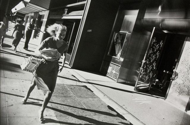 Уличная фотография Гарри Виногранда
